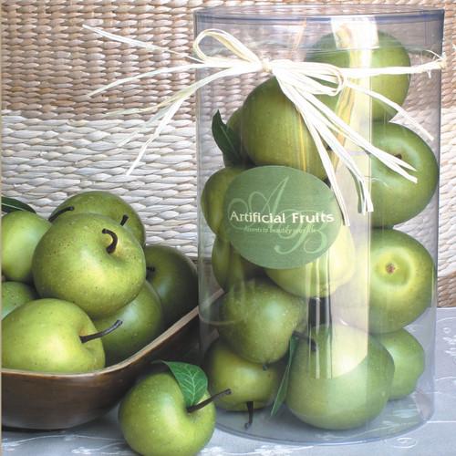 A&B Home Faux Green Apple