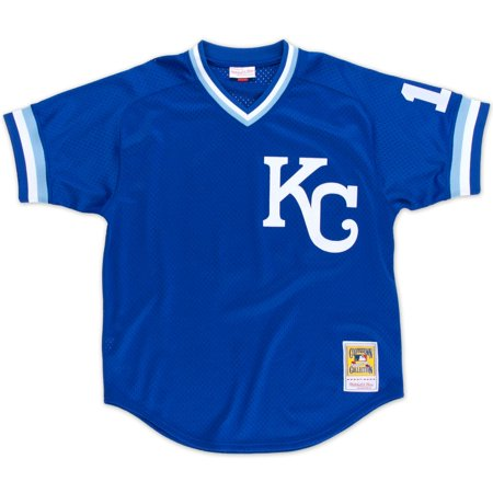 Bo Jackson Kansas City Royals Mitchell & Ness Authentic 1989 BP Jersey by