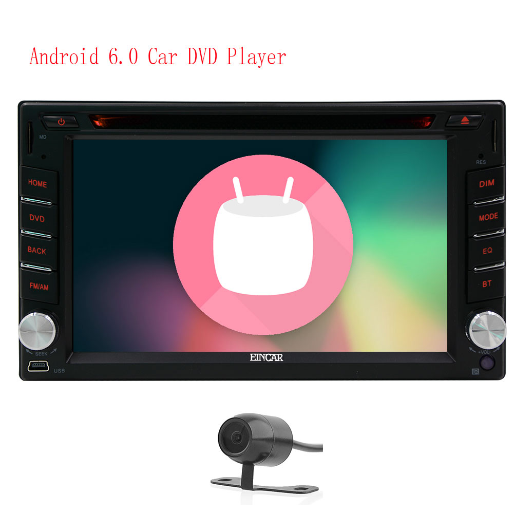 6.2 inch Android 6.0 Marshmallow OS Car Stereo System in ...