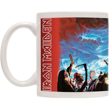 Iron Maiden - Coffee Mug - Iron Maiden Halloween Wallpaper