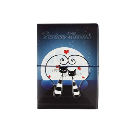 JAVOedge JE Themed Collection Passport Cover with Inner Pocket Perfect for Kids, Best Travel
