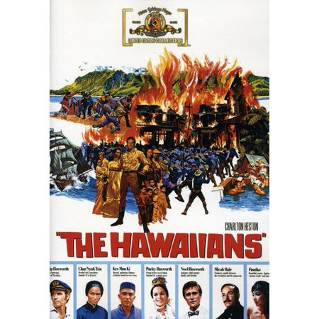 The Hawaiians (DVD)