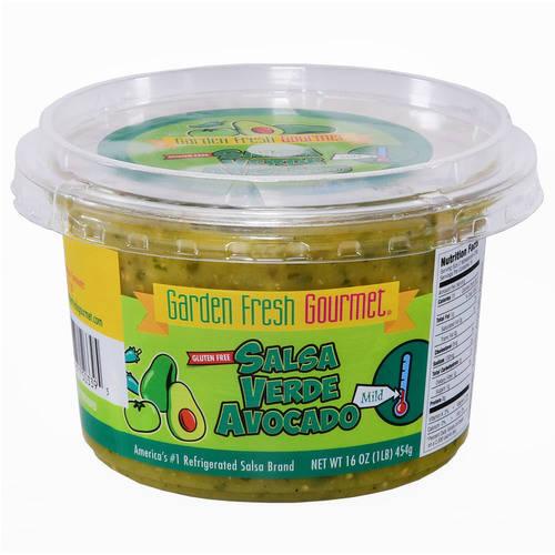 Garden Fresh Gourmet Medium Salsa, 16 oz