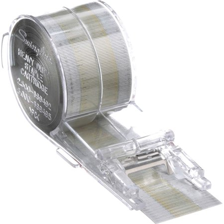 Swingline, SWI69495, Electric Stapler Staple Cartridge, 5000 / Box, (Heavy Duty Staple Cartridge)