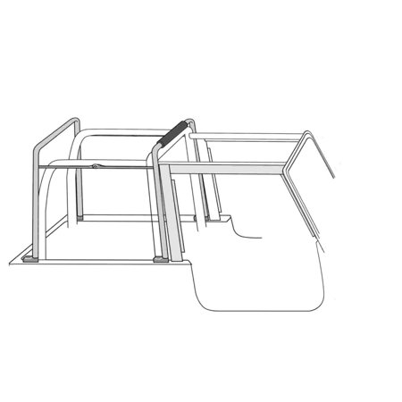 (Rampage 69999 Replacement Soft Top Installation Hardware)