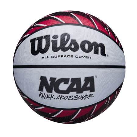 Wilson NCAA Killer Crossover Basketball, Official Size - 29.5