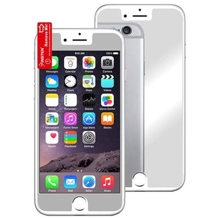 Mirror Lcd Screen Protection (Insten 1 x Mirror Screen Protector Anti-Scratch LCD Film Guard For iPhone 6 6S 4.7)