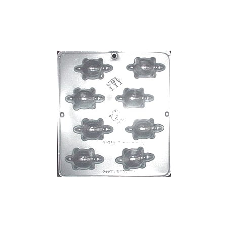 111 Large Turtle Chocolate Candy Mold