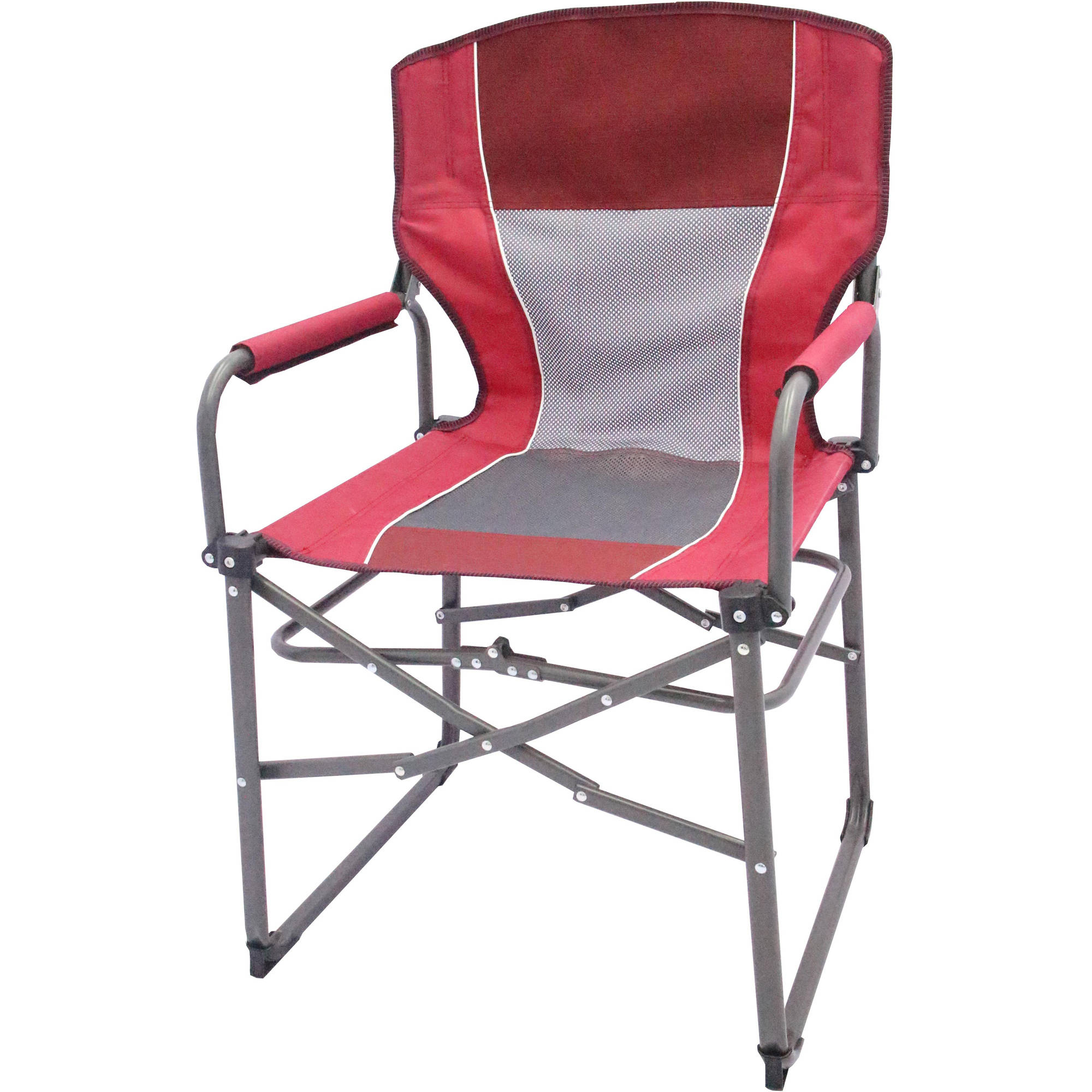 ozark trail portable director chair - walmart