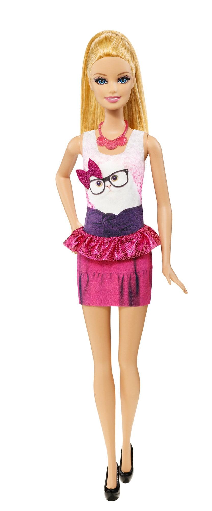 Barbie Fashion Design Maker Doll Walmart Com Walmart Com