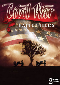 Civil War Battlefields (DVD) by Timeless Media Group