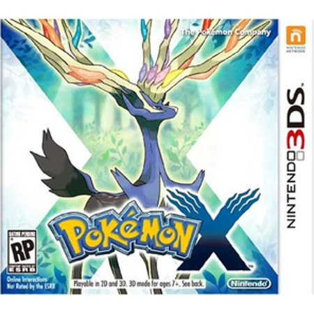 Pokemon X, Nintendo, Nintendo 3DS, 045496742485