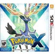 Pokemon X, Nintendo, Nintendo 3DS, 045496742485