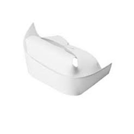 White Swan Brands Fundamentals 10 One-Button Nurse's Scrub Cap, Nursing