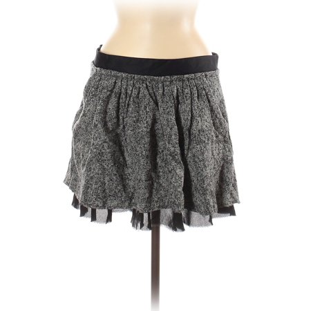 Pre-Owned Tommy Hilfiger Women's Size 6 Wool Skirt