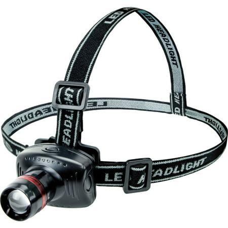 Best Headlamp, Zoom Batteries Flashlight Hunting Running Led Headlamp