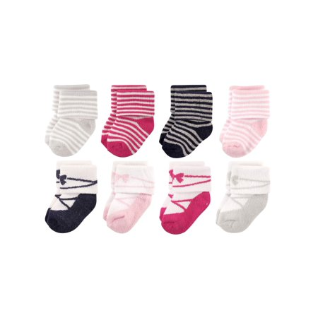 Socks, 8-pack (Baby Girls)