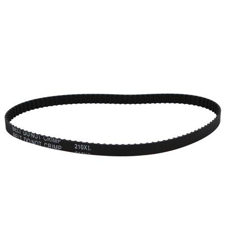 210XL 105 Teeth Stepper Timing Belt Geared-Belt 533.4mm Perimeter 10mm Width - image 2 of 2