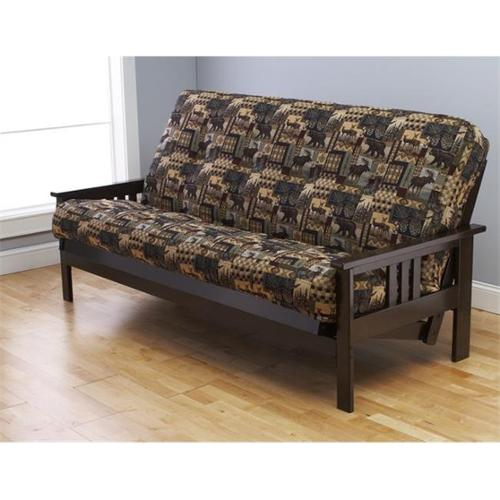 Monterey Futon Sofa with Peter's Cabin Mattress