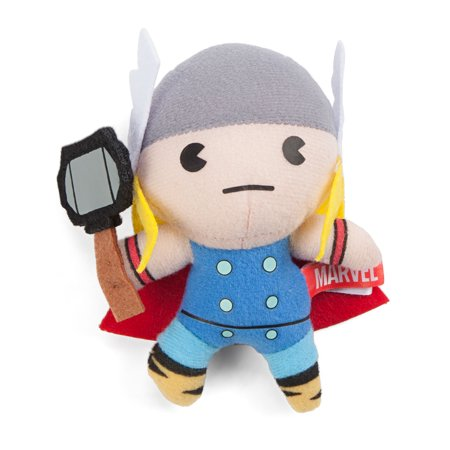 Marvel Kawaii Art Collection Thor Safety Pin Plush Toy](Kawaii Plush)