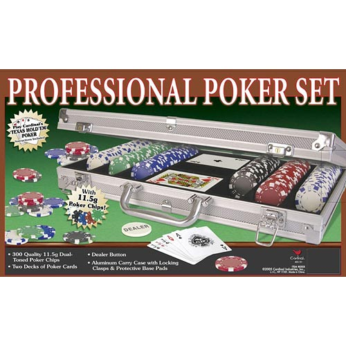 Professional Poker Set Game