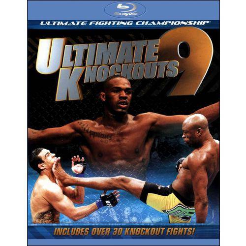 UFC: Ultimate Knockouts 9 (Blu-ray)