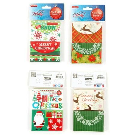 Christmas Gift Card Holders - Walmart.com