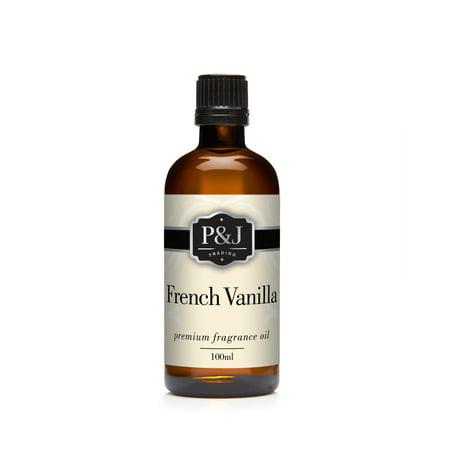 French Vanilla Fragrance Oil - Premium Grade Scented Oil - 100ml