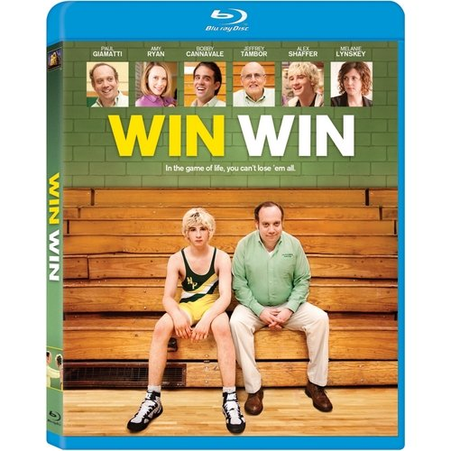 Win Win (Blu-ray) (Widescreen)