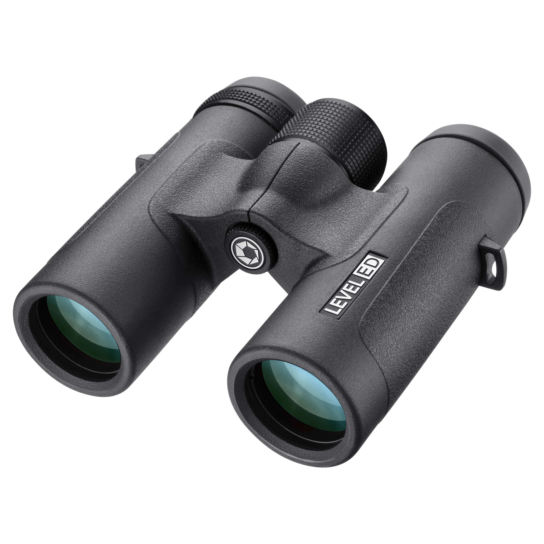 Barska Optics Level ED Waterproof Binocular 8x32mm, BAK-e Prism, Black by Barska Optics