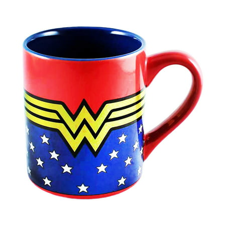 Wonder Woman Ceramic Mug
