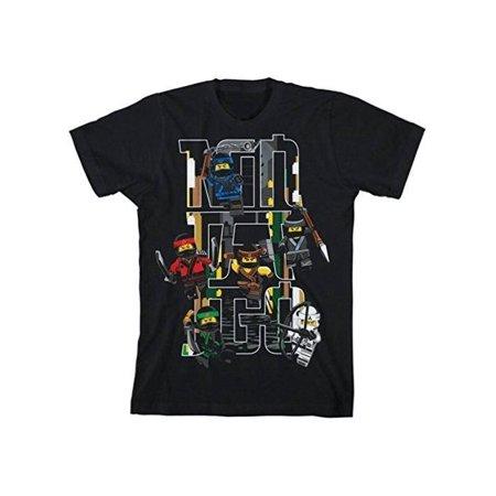 Lego Ninjago Boys' Ninja Tee -
