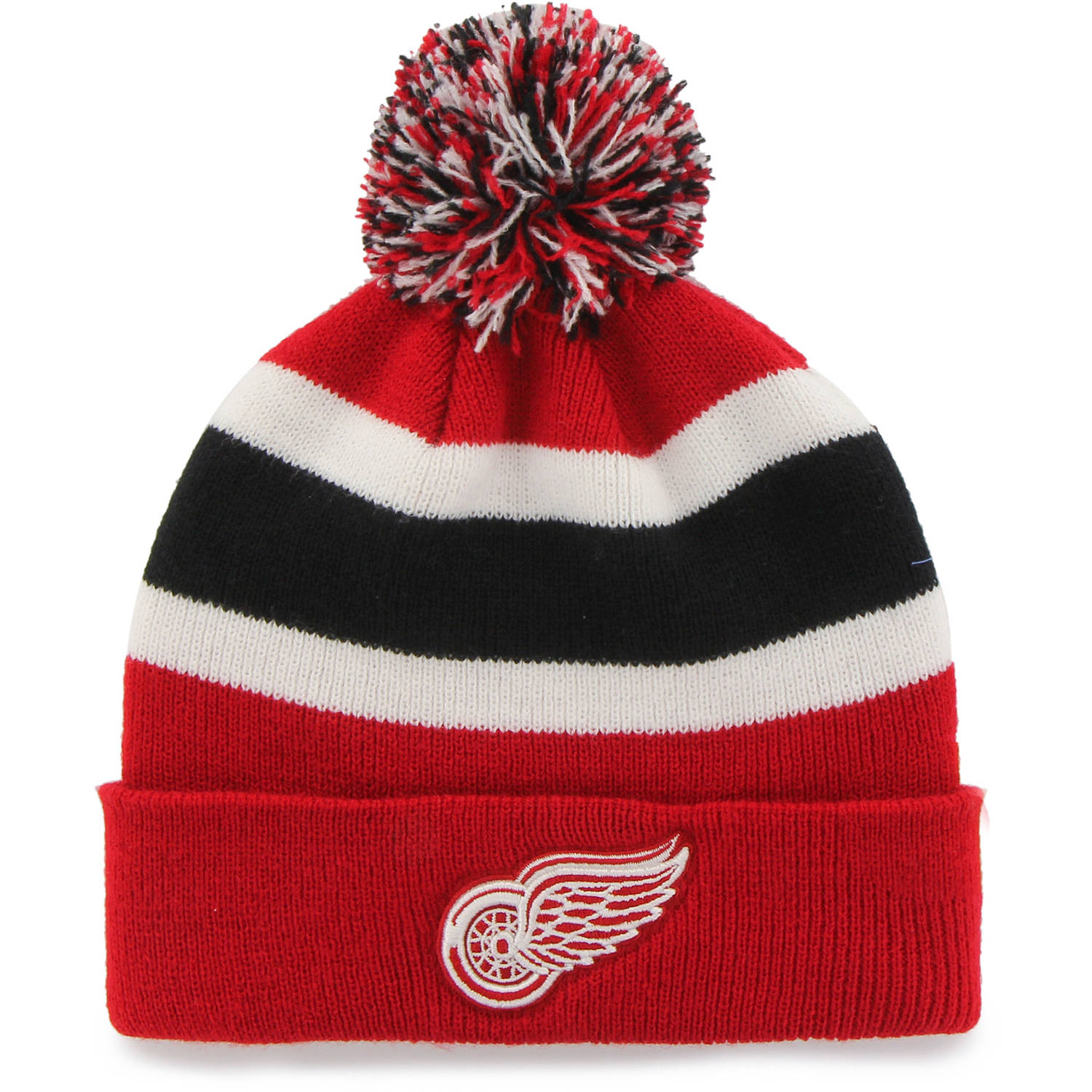NHL Detroit Red Wings Mass Breakaway Cap - Fan Favorite