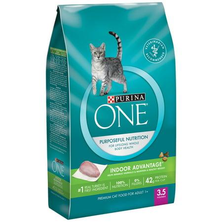 Purina One Cat Food Walmart