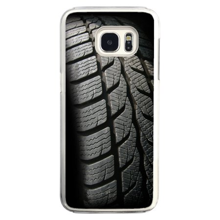 Truck Edge Mobile >> Tire Close Up For Car Or Truck Treads Samsung Galaxy S7 Edge Phone Case