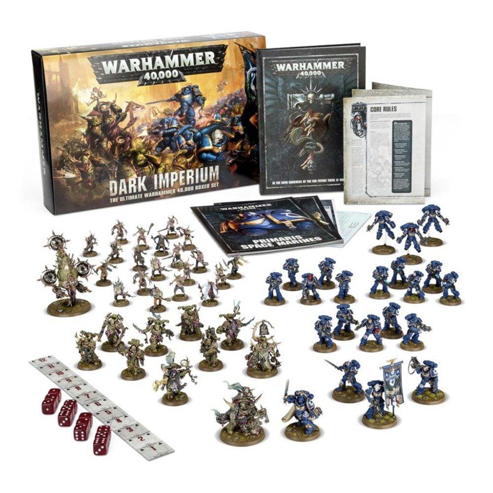 Warhammer 40,000: Dark Imperium Boxed Set by Games Workshop