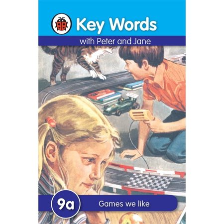 Key Words with Peter and Jane 9 Games We Like Series