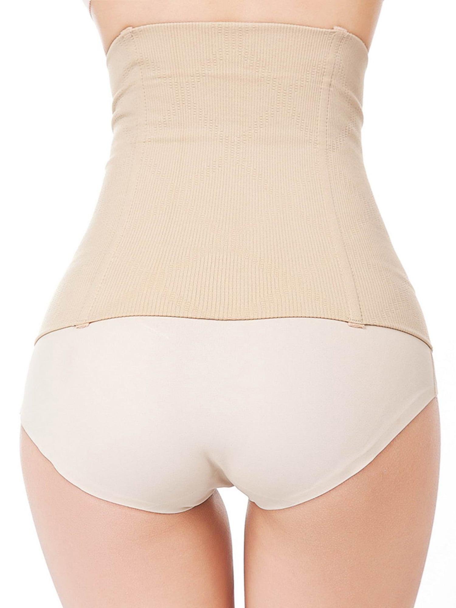 Women/'s Recovery Waist Trainer Postpartum Belly Tummy Control Belt Body Shaper