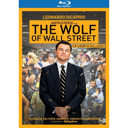 Wolf of Wall Street (2014/Blu-ray) (Canada) (Margot Robbie Wolf Of Wall Street Images)