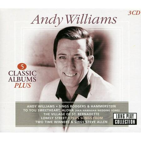 Long Album (Long Play Collection: Five Classic Albums Plus (CD) )