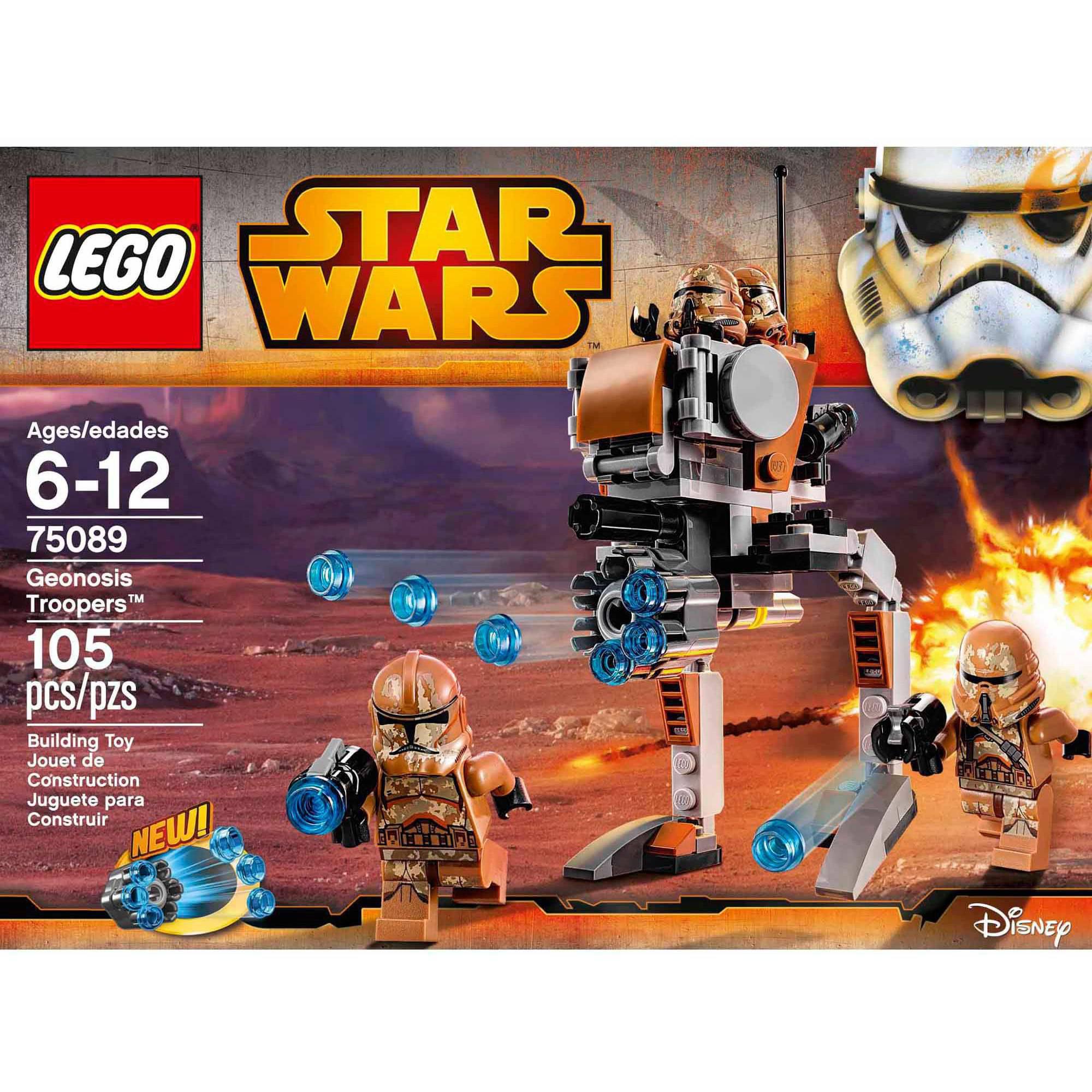 LEGO Star Wars Geonosis Troopers - Walmart.com