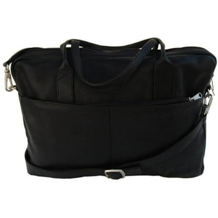Piel Leather Top-Zip