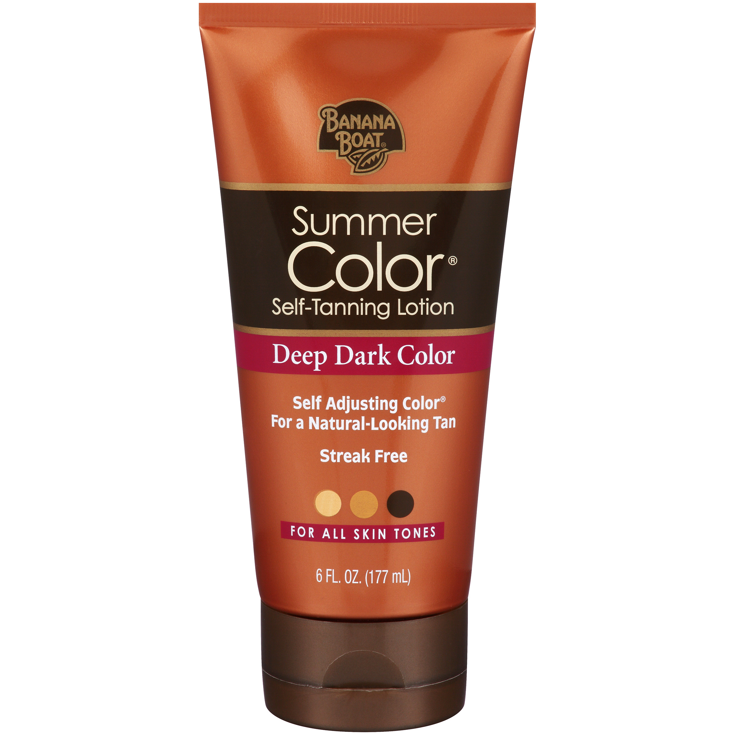 Banana Boat Sunless Summer Color Self Tanning Lotion
