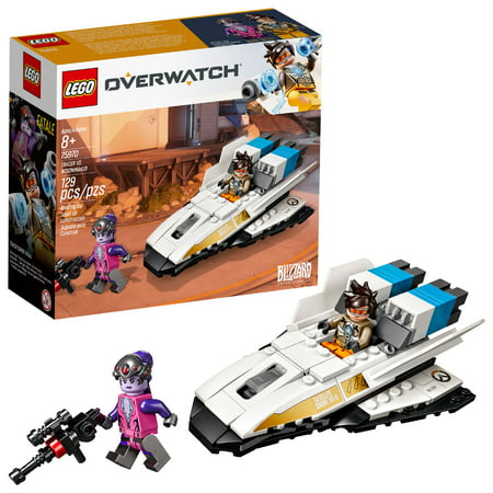 LEGO Overwatch Tracer vs. Widowmaker 75970 Building Set