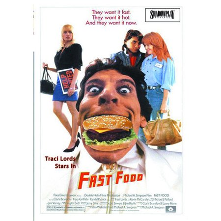Fast Food (DVD) - Halloween Simpsons Episodes Online