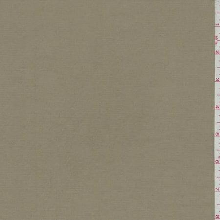 - Golden Khaki Flannel Back Twill, Fabric By the Yard