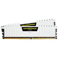 Corsair Vengeance LPX 32GB (2x16GB) DDR4 DRAM 3200MHz C16 Memory Kit  White