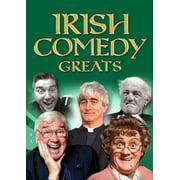 Irish Comedy Greats - eBook