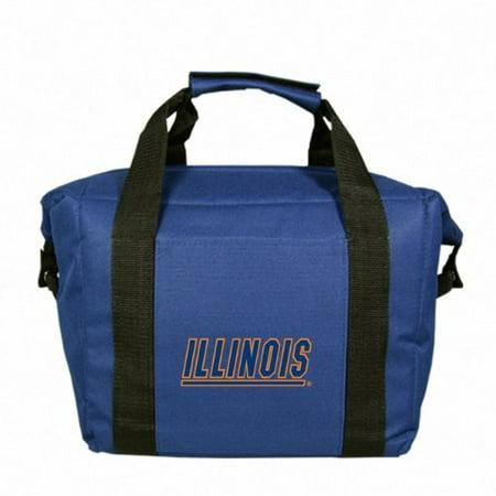 Kolder Texas Rangers Cooler - Illinois Illini 12 Pack Insulated Cooler Bag Kolder