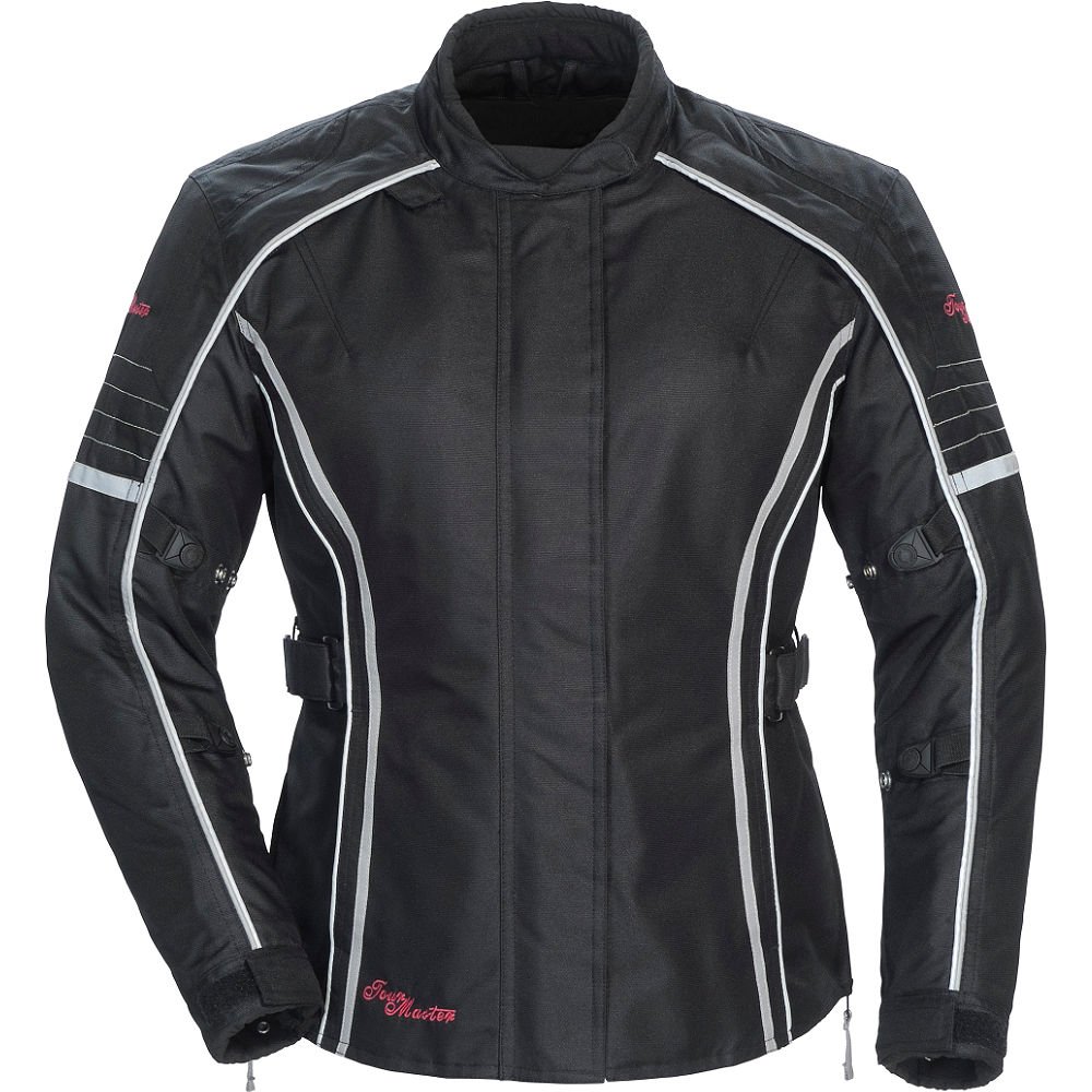 Tourmaster Trinity Series 3 Womens Textile Jacket Black SM Plus